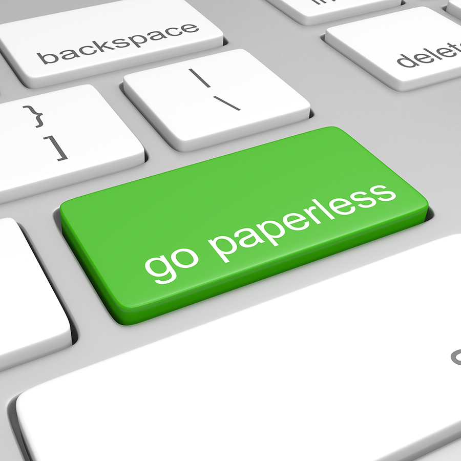 Let's Go Paperless